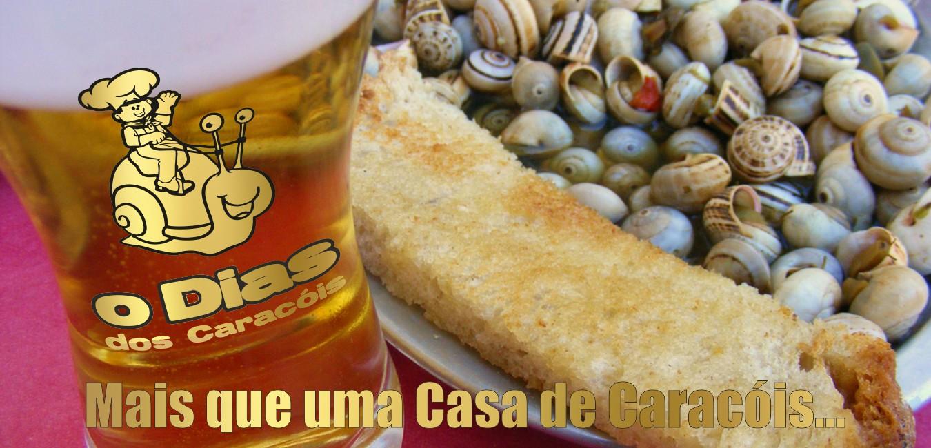 #Caracóis #Petiscos #Mariscos